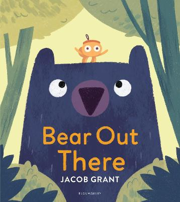 Cover for Bear Out There by Jacob Grant
