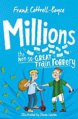 Cover for Millions by Frank Cottrell Boyce