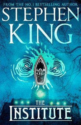 Cover for The Institute by Stephen King