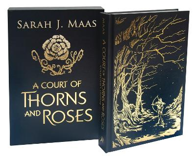 A Court of Thorns and Roses Collector's Edition