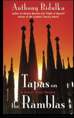 Tapas on the Ramblas by Anthony Bidulka