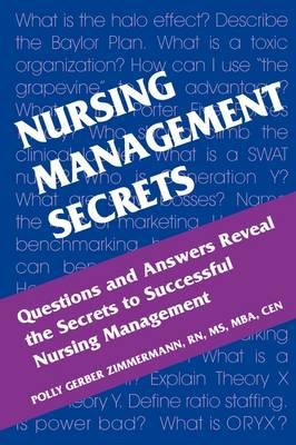 Nursing Management Secrets by Polly Gerber Zimmermann
