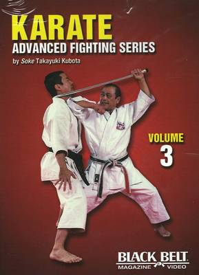 Karate: Advanced Fighting by Takayuki Kubota