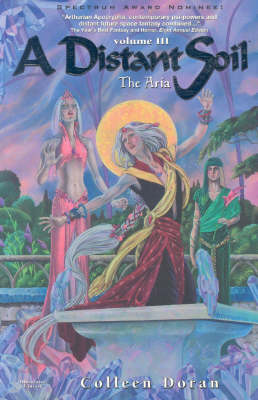 A Distant Soil Volume 3: The Aria by Collen Doran