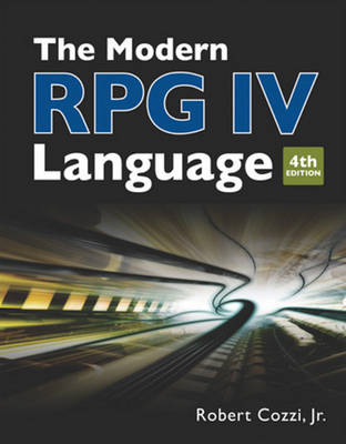 The Modern RPG IV Language by Robert Cozzi