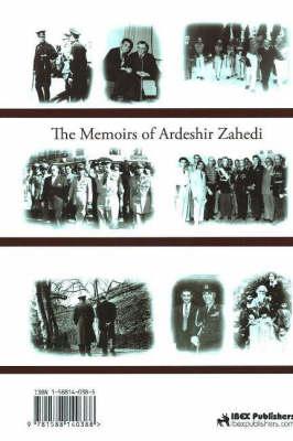 Memoirs of Ardeshir Zahedi by Ardeshir Zahedi