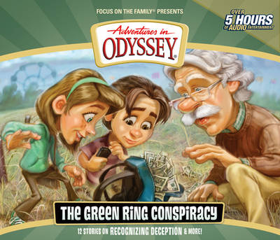 The Green Ring Conspiracy by Aio Team