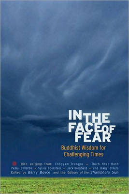 In the Face of Fear Buddhist Wisdom for Challenging Times by Melvin McLeod