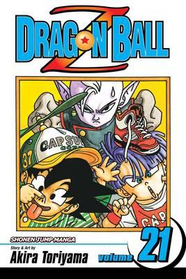 Dragon Ball Z, Vol. 21 by Akira Toriyama