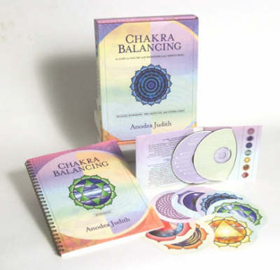 Chakra Balancing Kit A Guide to Healing and Awakening Your Energy Body by Anodea, PhD Judith