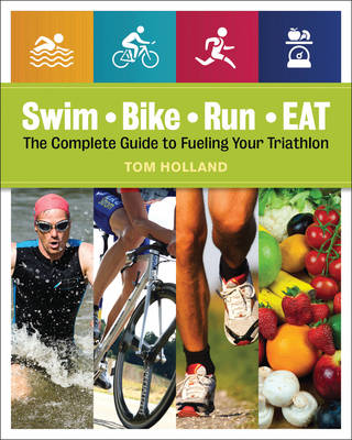 Swim, Bike, Run, Eat The Complete Guide to Fueling Your Triathlon by Tom Holland, Amy Goodson