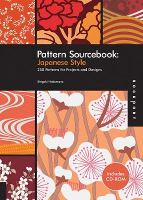 Japanese Style 250 Patterns for Projects and Designs by Shigeki Nakamura