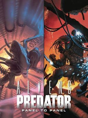 Aliens/predator: Panel To Panel by Chris Warner