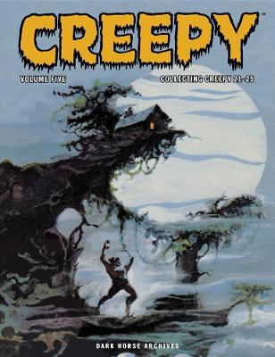 Creepy Archives Volume 5 by Various