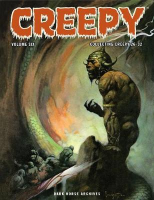 Creepy Archives Volume 6 by Various