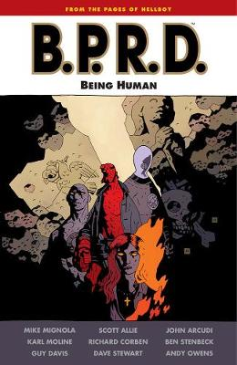 B.p.r.d.: Being Human by Mike Mignola