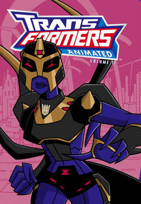 Transformers Animated Volume 11 by Marty Isenberg