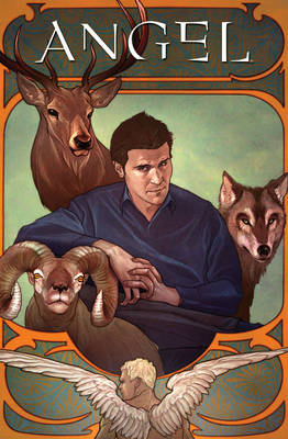 Angel Angel Volume 3 The Wolf, The Ram, And The Heart Hc The Wolf, the Ram, and the Heart by Mariah Huehner