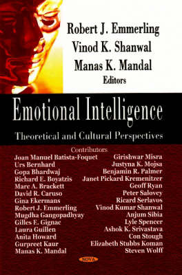 Emotional Intelligence Theoretical & Cultural Perspectives by Robert J. Emmerling