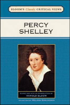Percy Shelley by Prof. Harold Bloom
