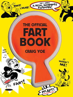 The Official Fart Book by Craig Yoe
