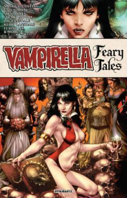 Vampirella: Feary Tales by Eman Casallos, Mirka Andolfo, Jack Jadson, Ronilson Freire
