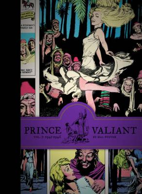 Prince Valiant Vol.5: 1945-1946 by Hal Foster