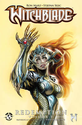 Witchblade: Redemption Volume 1 TP (Book Market Edition) by Stjepan Sejic, Ron Marz