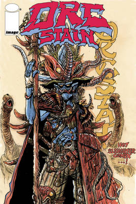 Orc Stain Volume 1 TP by James Stokoe, James Stokoe