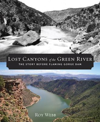 Lost Canyons of the Green River The Story before Flaming Gorge Dam by Roy Webb