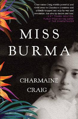 Miss Burma by Charmaine Craig