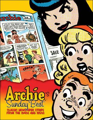 Archie's Sunday Finest by Bob Montana