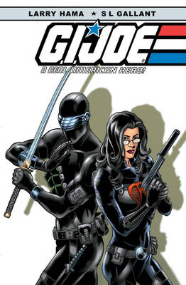 G.I. Joe A Real American Hero, Vol. 4 by Larry Hama