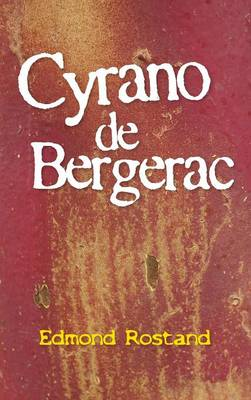 Cover for Cyrano de Bergerac by Edmond Rostand