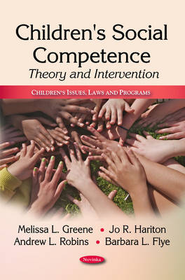 Children's Social Competence Theory & Intervention by Melissa L. Greene