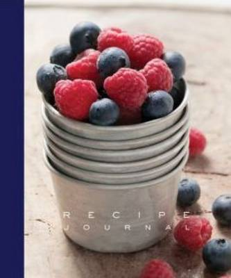 Berries Recipe Journal by