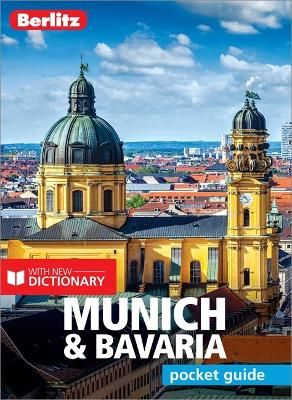 Cover for Berlitz Pocket Guide Munich & Bavaria by Berlitz