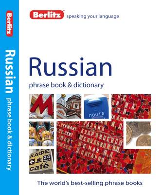 Berlitz: Russian Phrase Book & Dictionary by APA Publications Limited
