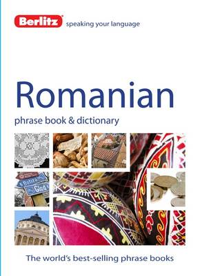 Berlitz Language: Romanian Phrase Book & Dictionary by