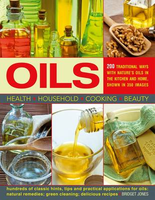 Oils by Bridget Jones