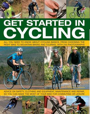 Get Started in Cycling by Edward Pickering