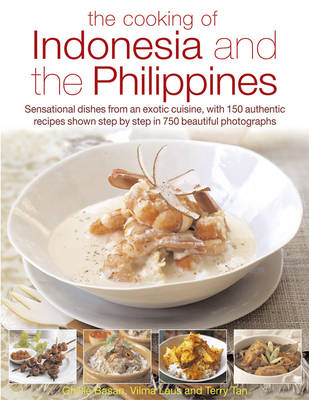 Cooking of Indonesia and the Philippines by Ghillie Basan, Vilma Laus, Terry Tan