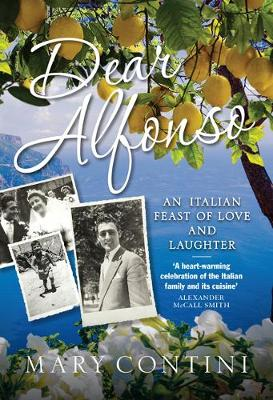 Dear Alfonso by Mary Contini