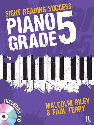 Sight Reading Success: Piano Grade 5 by Paul Terry, Malcolm Riley
