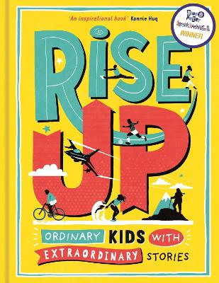Cover for Rise Up by Amanda Li