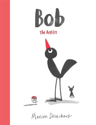 Cover for Bob the Artist by Marion Deuchars