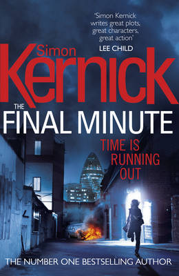 The Final Minute by Simon Kernick