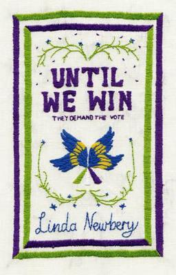 Cover for Until We Win by Linda Newbery