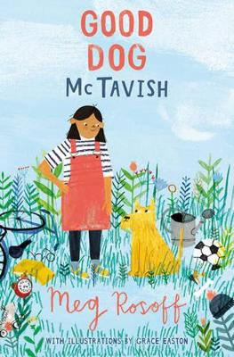 Cover for Good Dog McTavish by Meg Rosoff