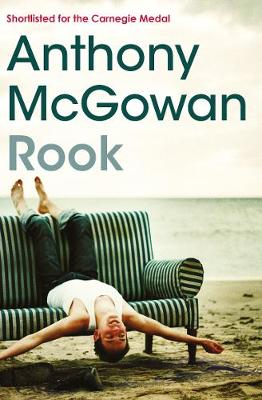 Cover for Rook by Anthony McGowan